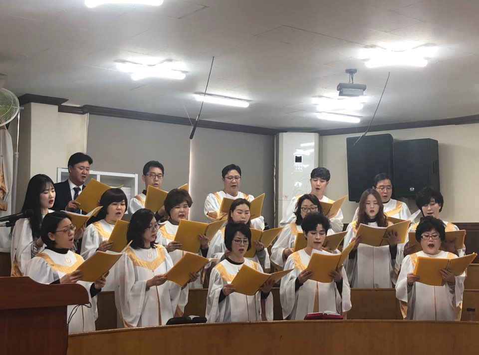 2019.문화부 헌신예배