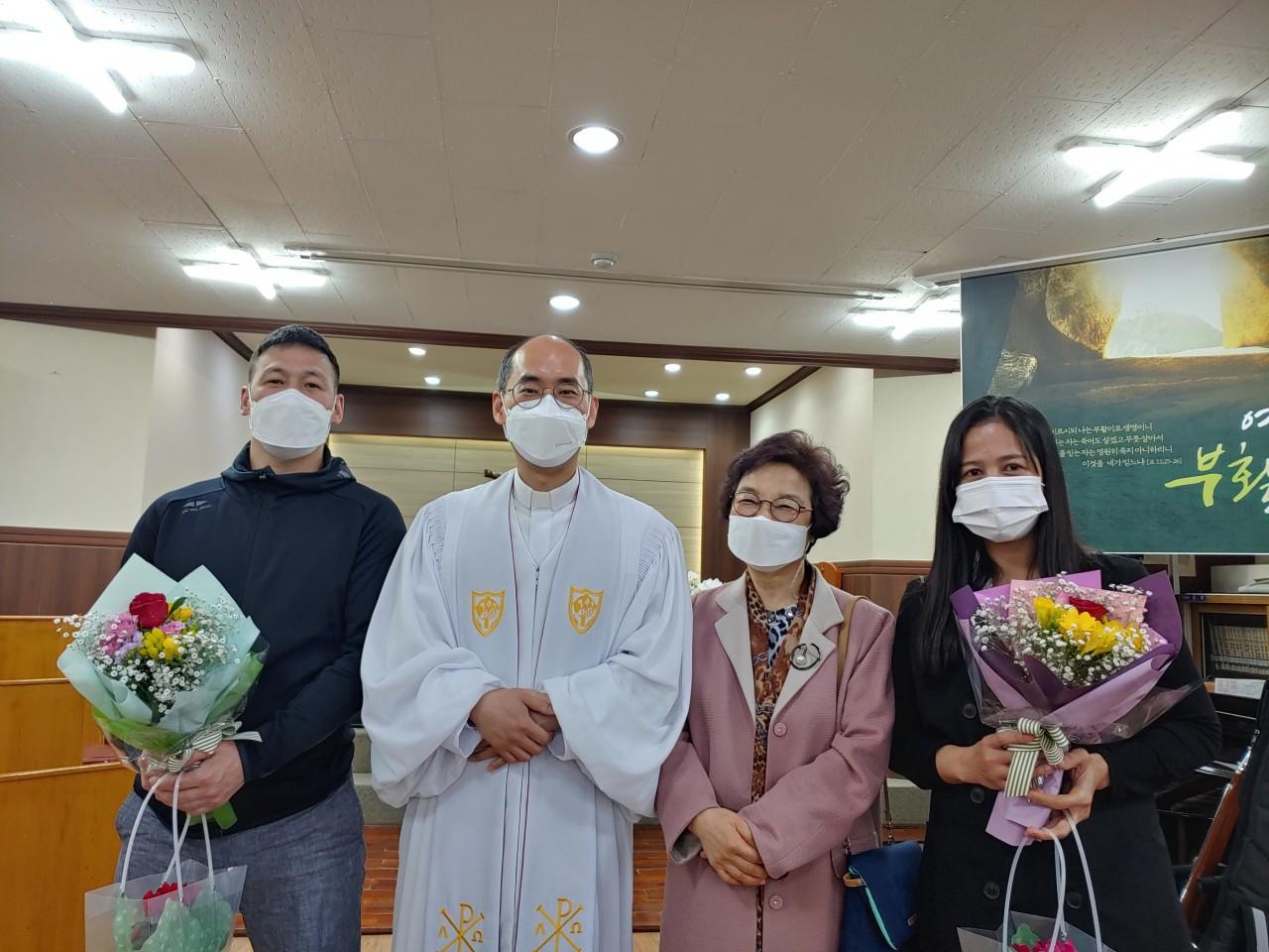 2021.04.04.부활절세례식